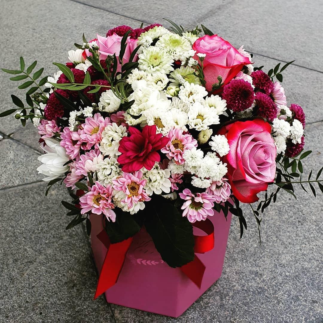 Доставка цветов в г морозовске